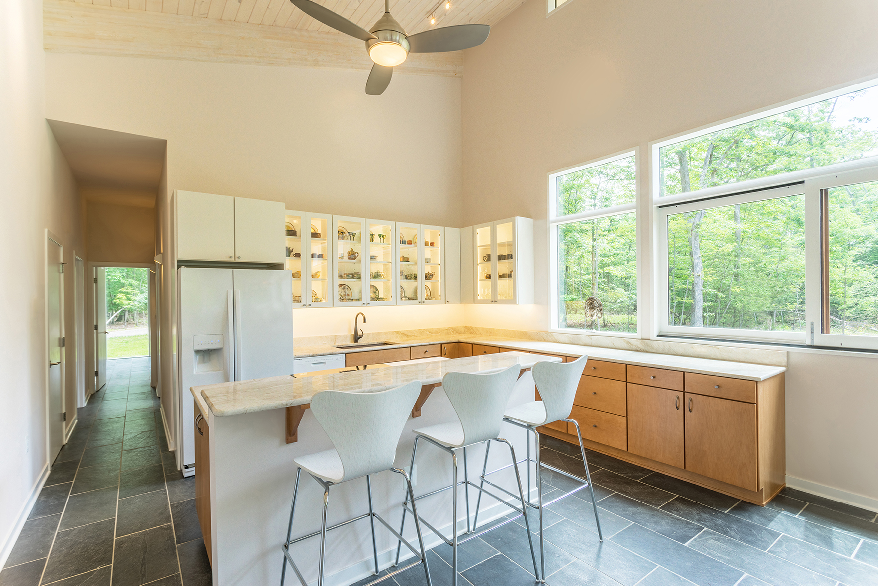 HingeHouse, in Collaboration with Maryann Thompson Architects
