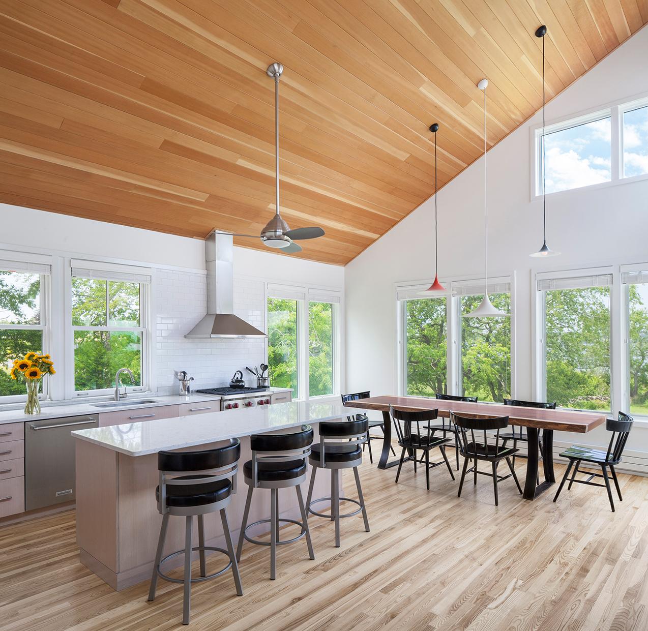 Rhode Island Retreat, in Collaboration with Glen S. Fontecchio Architects
